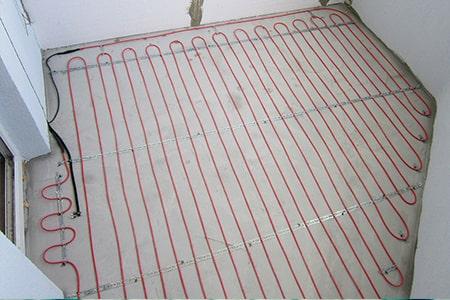 Фіксований кабель IN-THERM