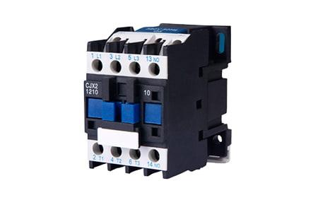 класический контактор для инфракрасной пленки сине-серого цвета