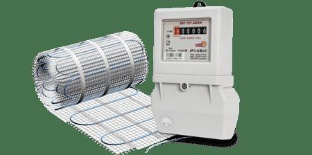 Сколько электроэнергии потребляет электрический теплый пол?