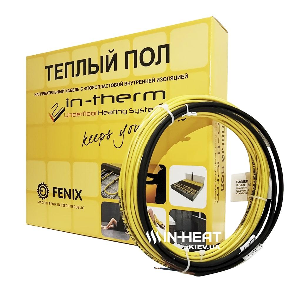Греющий кабель IN-THERM ADSV 20 / 8 м / 170 Вт / электрический пол под плитку