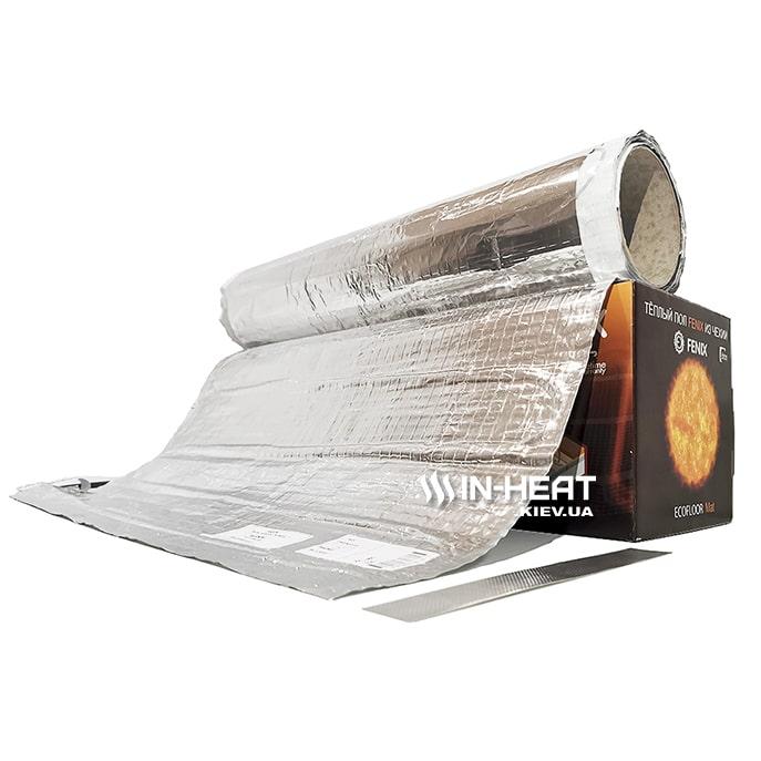 Алюминиевый мат FENIX AL MAT 140 / 1 м² /  140 Вт